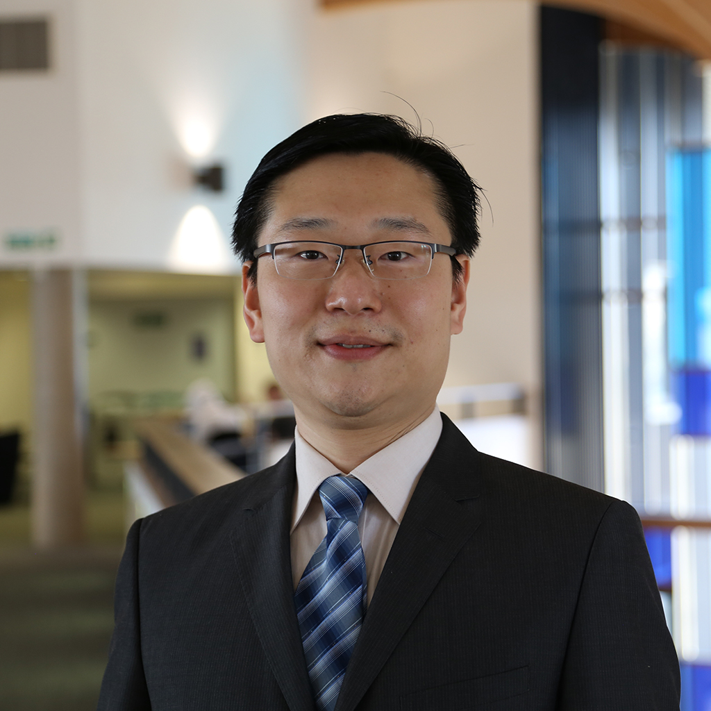 Dr. Yipeng Liu